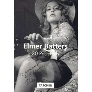 Batters Postcard Book (Postcard Books) (9783822886793) Elmer Batters