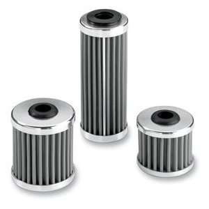 Moose Stainless Steel Oil Filter DT 09 51S Automotive
