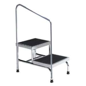 Moore Medical Heavy Duty Two step Step Stool   Model 31220