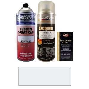 12.5 Oz. Sleek Silver Metallic Spray Can Paint Kit for 2006 Hyundai
