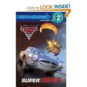 Super Spies (Disney/Pixar Cars 2) (Step into Reading