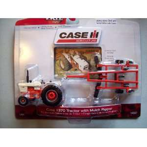 Ertl Case IH 1370 Tractor with Mulch Ripper Toys & Games