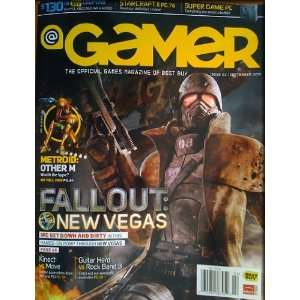 2010 (Fallout: New Vegas, Issue 02): Best Buy Magazine: Books