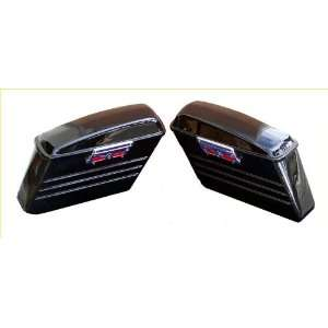 Yamaha Road Star 1600/1700 Ribbed Hard Fiberglass Saddl for