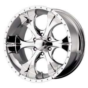 16x10 Helo Maxx (Chrome) Wheels/Rims 6x139.7 (HE7916060225