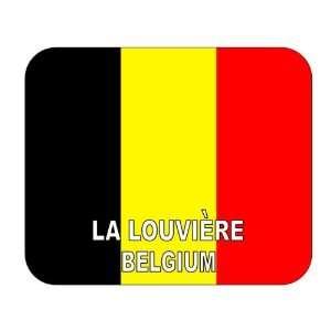 Belgium, La Louviere mouse pad Everything Else