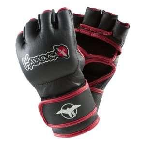 Hayabusa Official MMA Pro Boxing Gloves   Black / Small