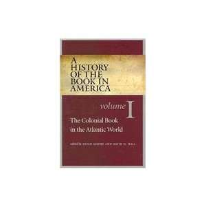 A History of the Book in America (five volume set