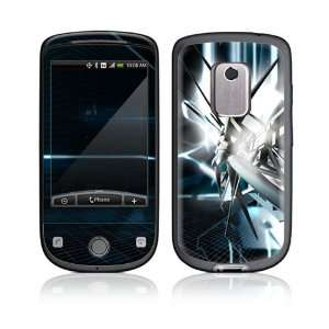 HTC Hero Decal Vinyl Skin   Abstract Tech City