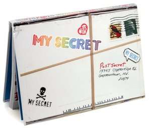 BARNES & NOBLE  My Secret A PostSecret Book by Frank Warren