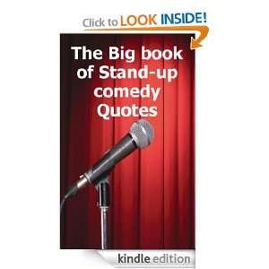 The Big book of Stand up comedy Quotes: Filipe Ribeiro:
