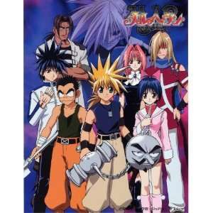 MAR complete anime series MÄR complete anime series