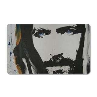 Painting of Face of Jesus Large Fridge Magnet