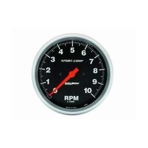 Auto Meter 3990 5IN MONSTER TACH Automotive