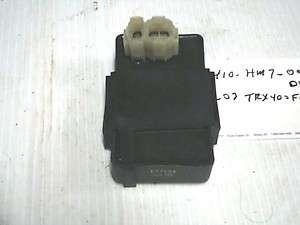 STK HONDA 95 03 TRX400FW TRX CDI IGNITER 30410 HM7 003