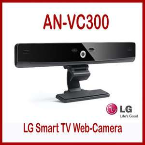 LG Skype Smart TV Web Camera AN VC300
