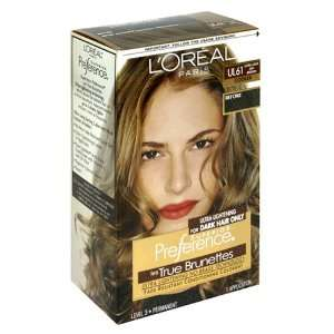 LOreal Preference Ultra Lightening Hair Color   #UL61 Ultra Light Ash