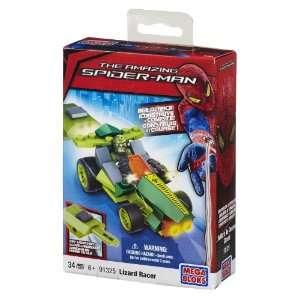 Mega Bloks Lizard Man Pocket Racer Toys & Games