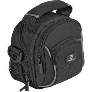 Pearstone Onyx 1000 Digital Camera/Camcorder Shoulder Bag 847628026230