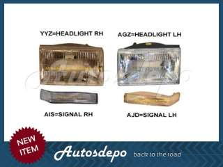 96 98 97 JEEP GRAND CHEROKEE GRILLE CHR HEADLIGHT PANEL