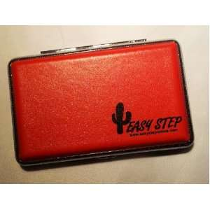 Easy Step Cigarette Electronic Case Holder  Red   (Only
