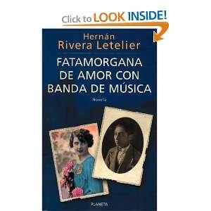Fatamorgana de Amor Con Banda de Musica (Spanish Edition