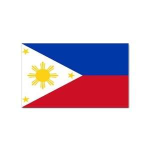 Philippines Flag Sticker: Everything Else