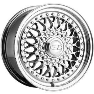 Privat Remember 17x9 Silver Wheel / Rim 5x100 & 5x112 with