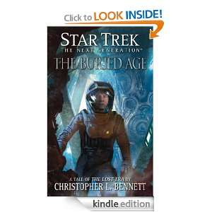 Star Trek The Next Generation The Lost Era The Buried Age