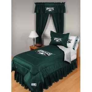 ... Philadelphia Eagles NFL Full Size Locker Room Bedroom Set ... a8ff907d7