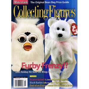 Furby and Beanie Baby Bear Cover Whites Guide to
