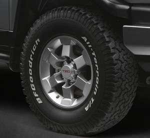 Toyota Tacoma 4x4 1995 2012 TRD 16 Silver Alloy Rim Set   OEM NEW