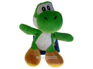 Nintendo Super Mario Brother Yoshi 5 Plush Doll Hanger