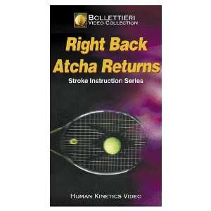 Right Back Atcha Returns Training VHS Video by Nick