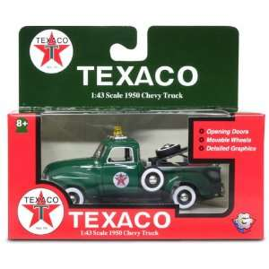 Gearbox Texaco 1/43 Scale 1950 Chevy Tow Truck Toys