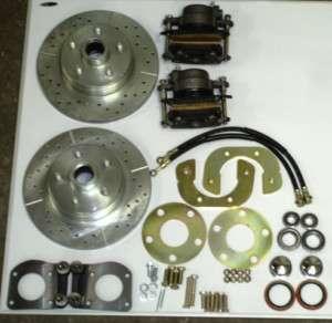 1964 1965 1966 mustang disc brake conversion
