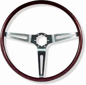 1969 Camaro Steering wheel Rosewood Chevelle Nova Impala