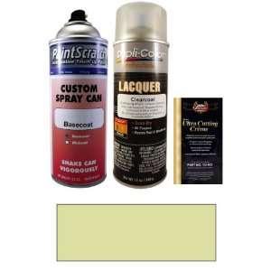 12.5 Oz. Designo Silver Metallic Spray Can Paint Kit for 2006 Mercedes