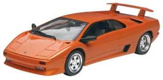 Monogram 1/24 Lamborghini Diablo VT Model Kit 85 0889 MON850889 850889