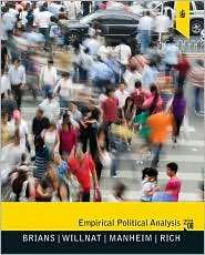Empirical Political Analysis, (0205791212), Craig Leonard Brians