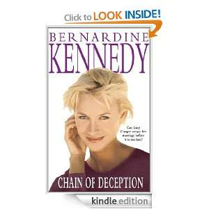 Chain of Deception: Bernardine Kennedy:  Kindle Store