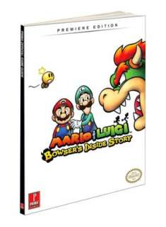 Mario & Luigi Bowsers Inside Catherine Browne