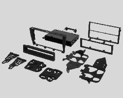 Metra 99 8151 2001 2005 Lexus IS300 Radio Install Kit