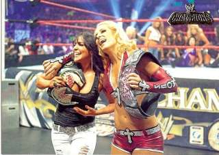 2011 Topps WWE Champions #36 Michelle McCool
