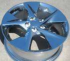STOCK   4 NEW 2012 18 FACTORY TOYOTA CAMRY OEM CHROME WHEELS RIMS