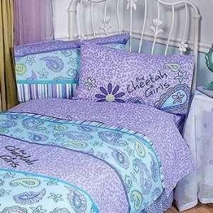 Cheetah Girls   5pc Bedding Set   Full/Double Size Girls Bed
