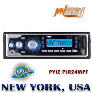 PYLE PLR24MPF AM/FM RECEIVER  PLAYBACK WITH IPOD USB AUX INPUT