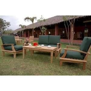 Brianna Love Seat by Anderson Teak Patio, Lawn & Garden