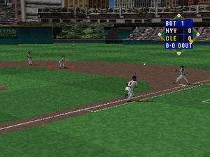 High Heat Baseball 2000 PC CD all star sports ball game
