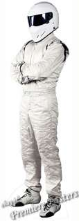 THE STIG FROM BBC TOP GEAR LIFESIZE CARDBOARD CUTOUT